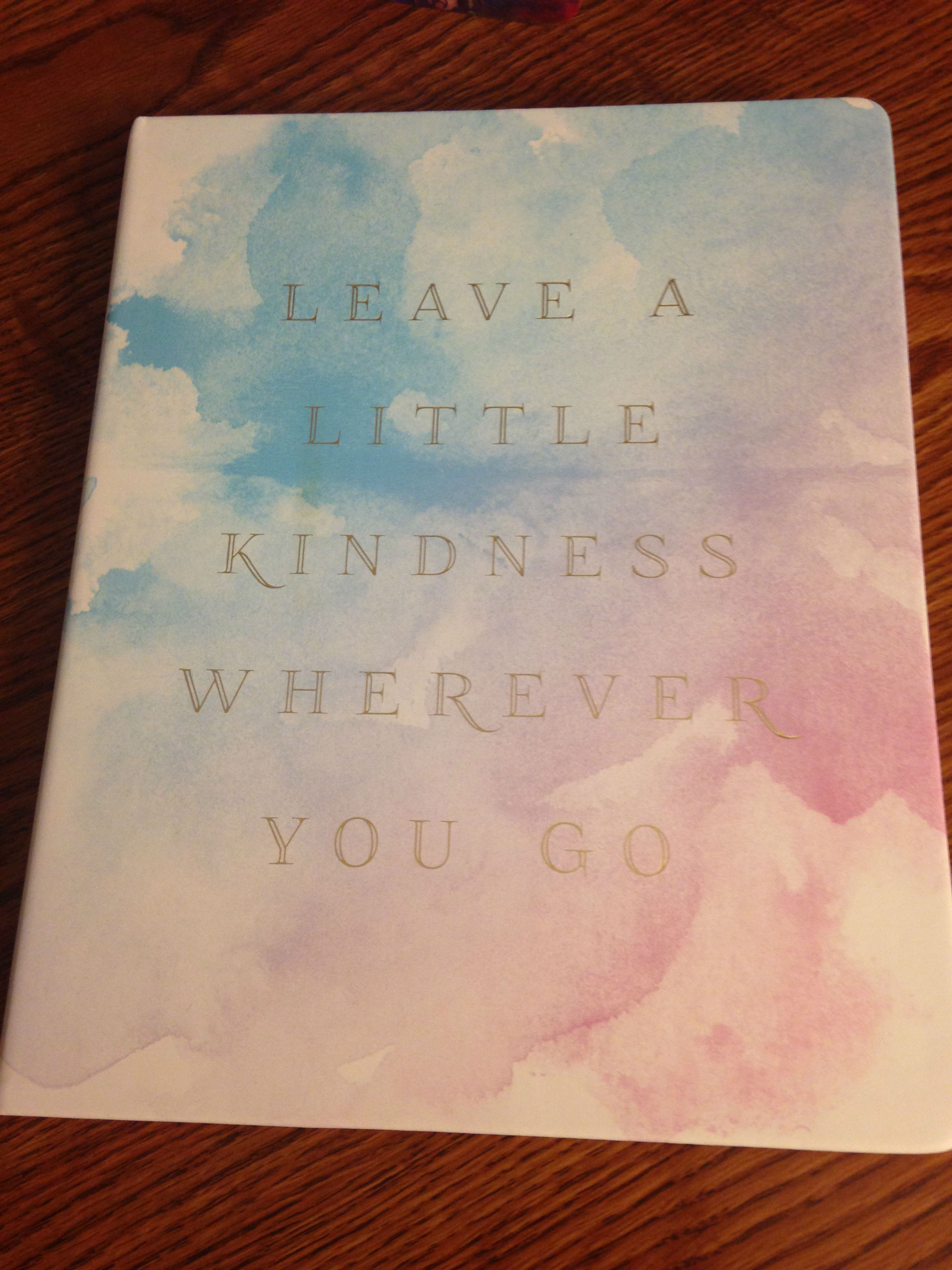 Leave A Little Kindness | MAP Professional Development