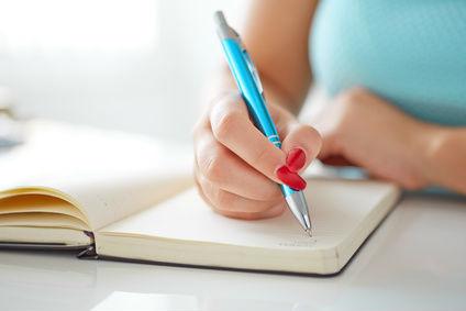Write Journal Pen
