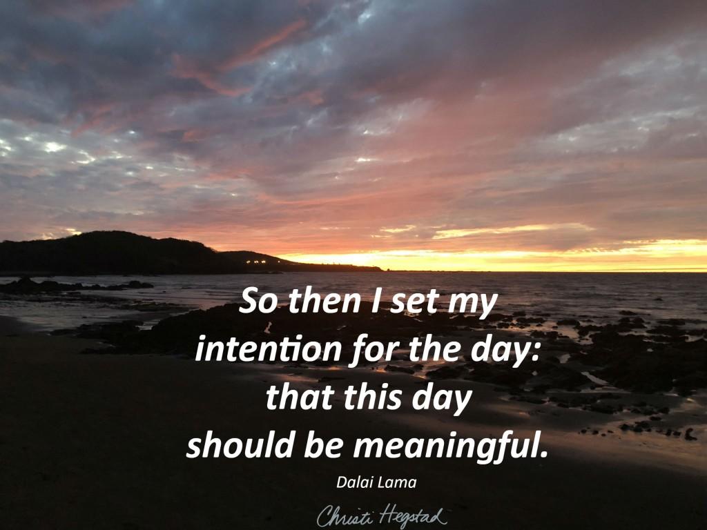 Mexico Ocean Dalai Lama Meaningful Day