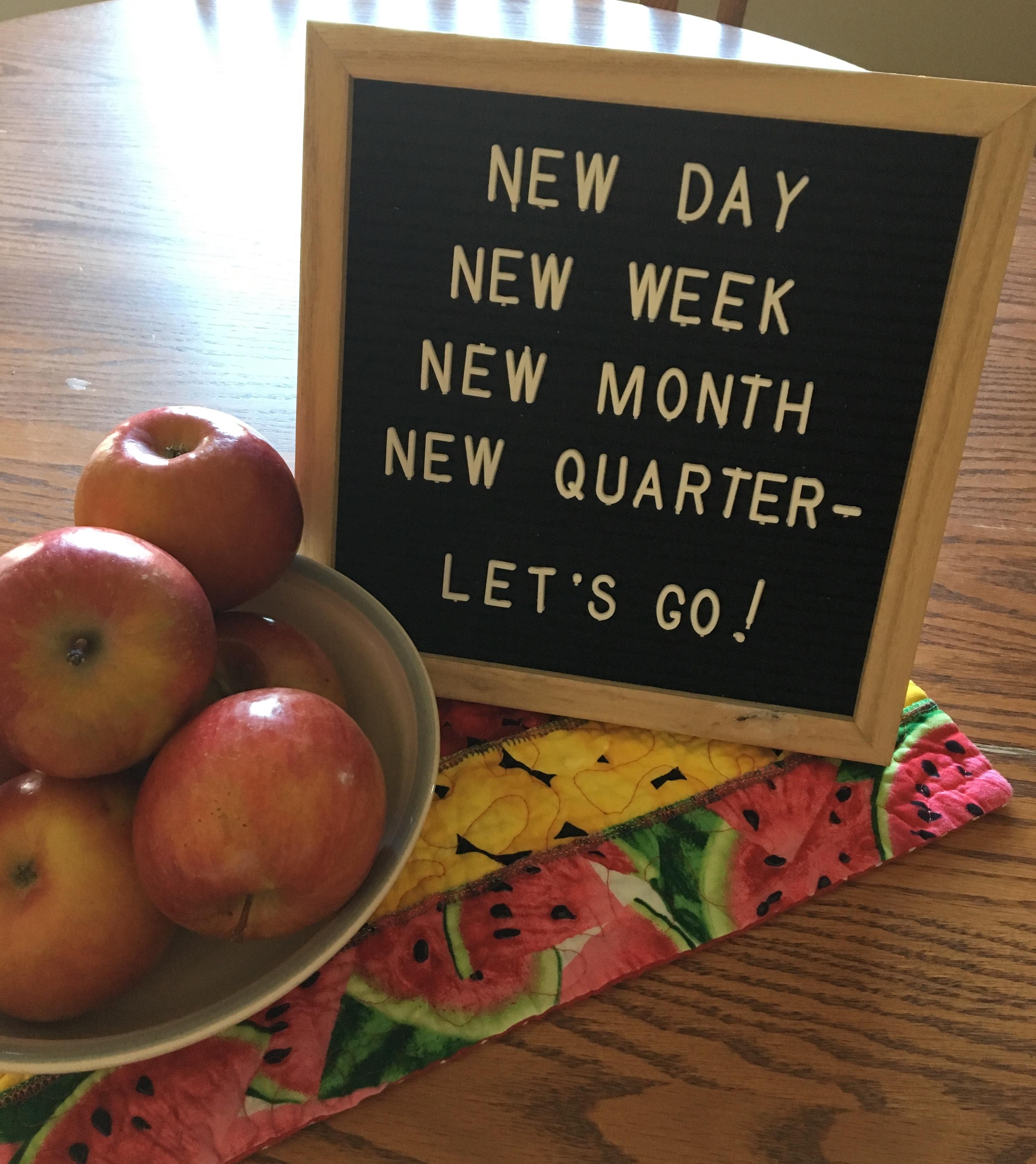 Crop New Day Week Quarter
