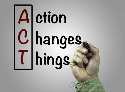 ACT Action Changes Things w website