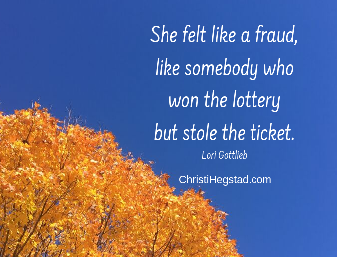 Fraud Lottery Gottlieb quote