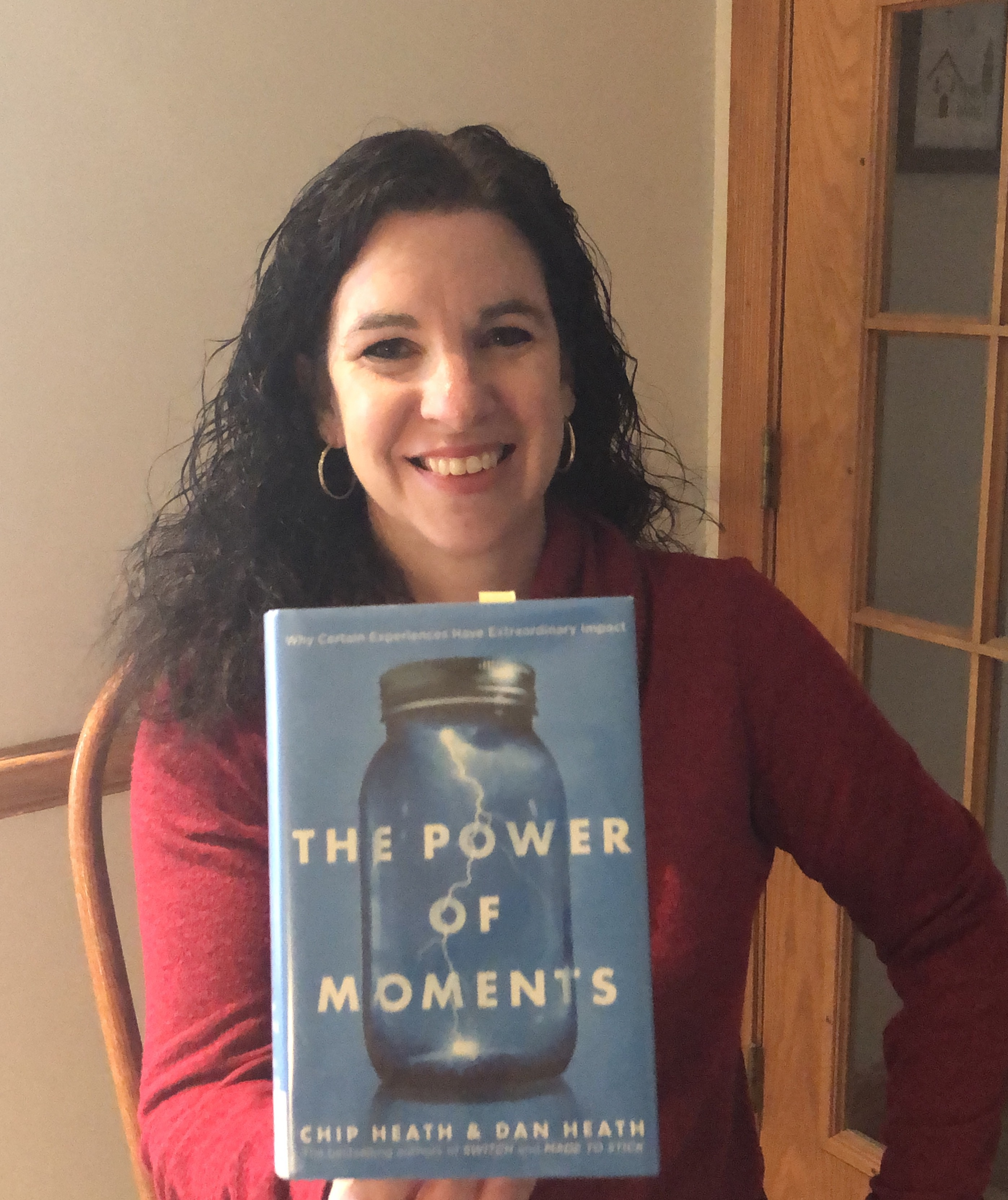 Power of Moments book