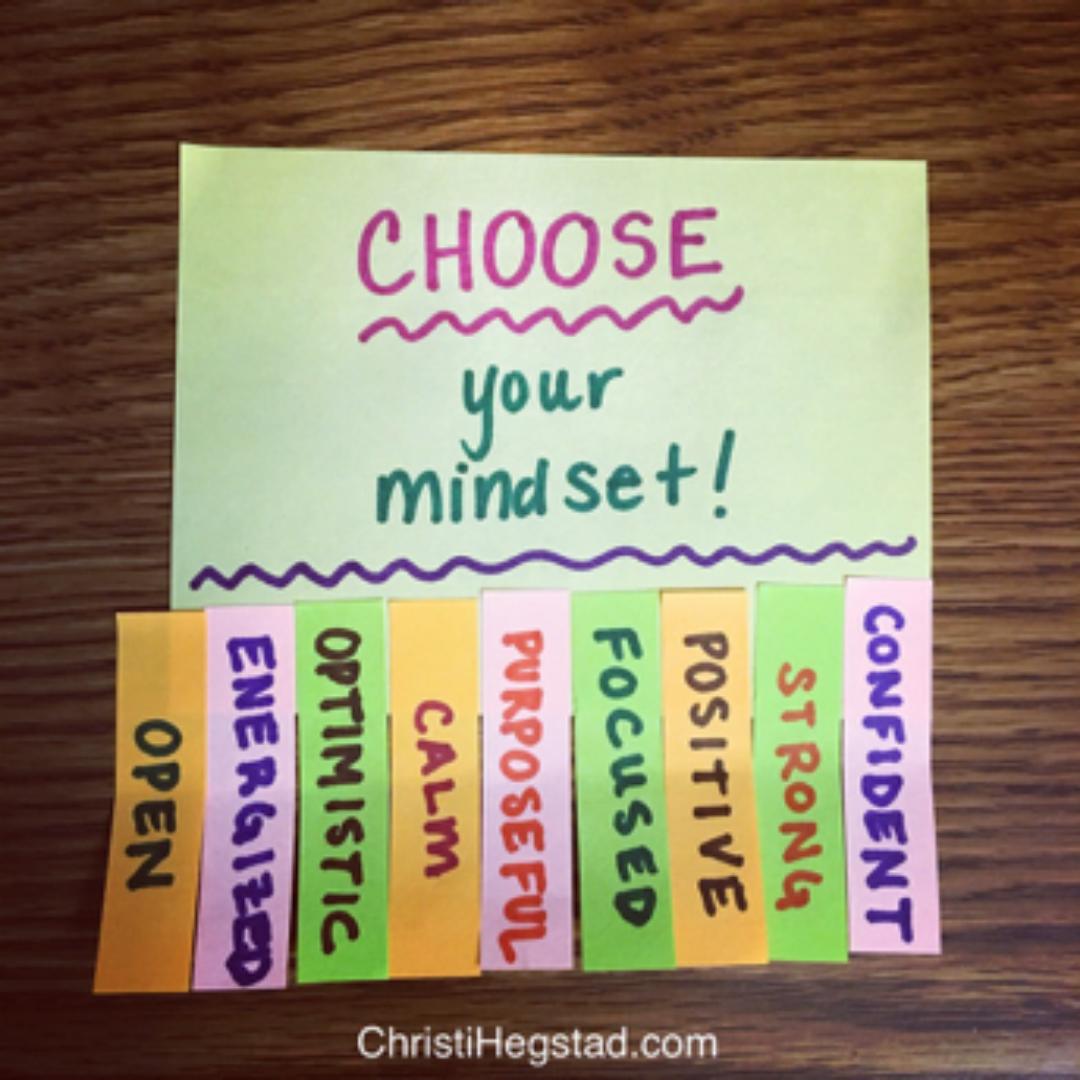 Choose Mindset