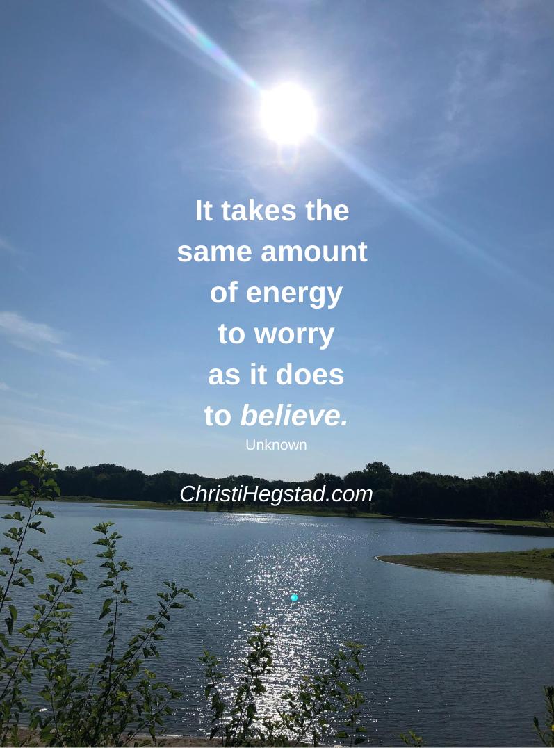 Energy Believe