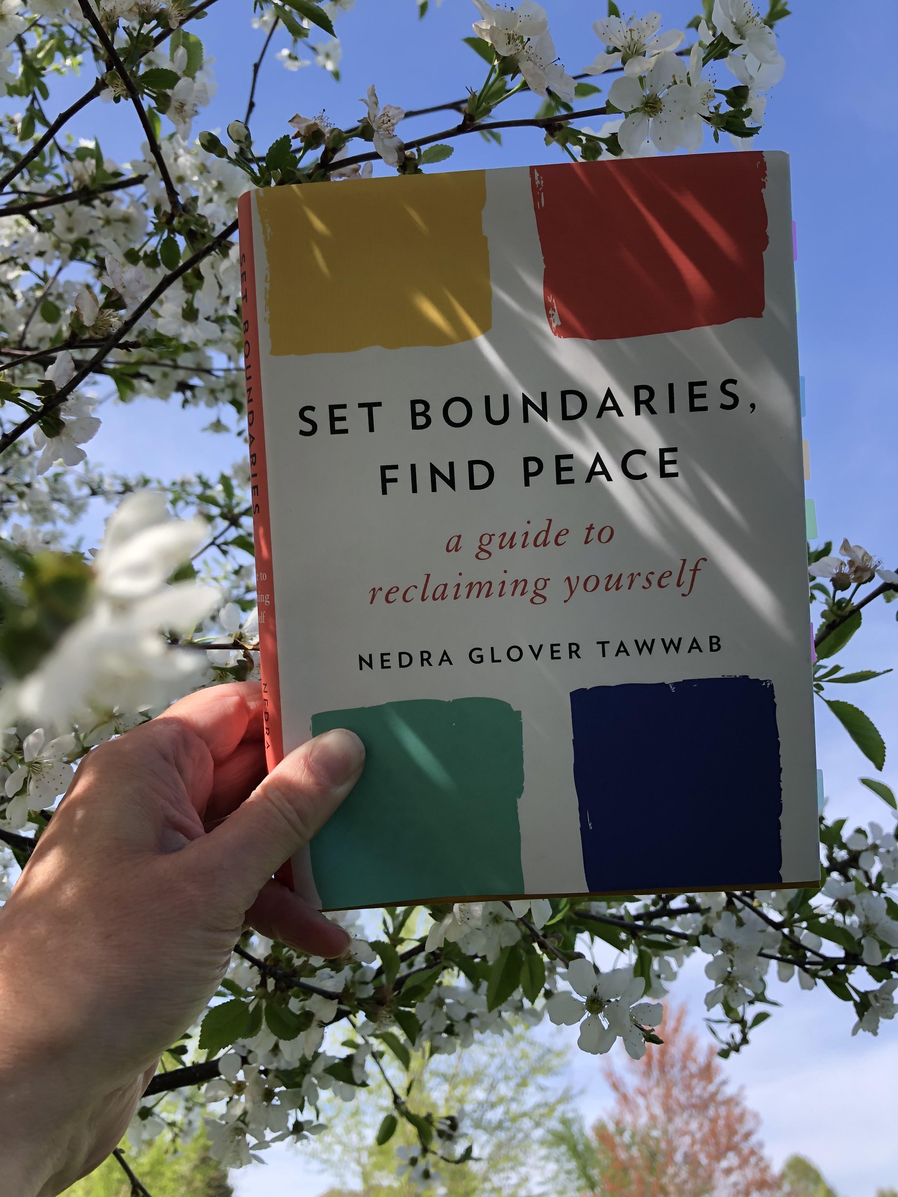 Boundaries book Tawwab