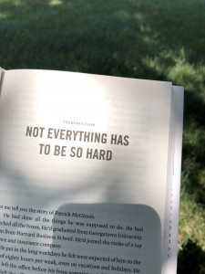 Effortless Book Not Everything Hard