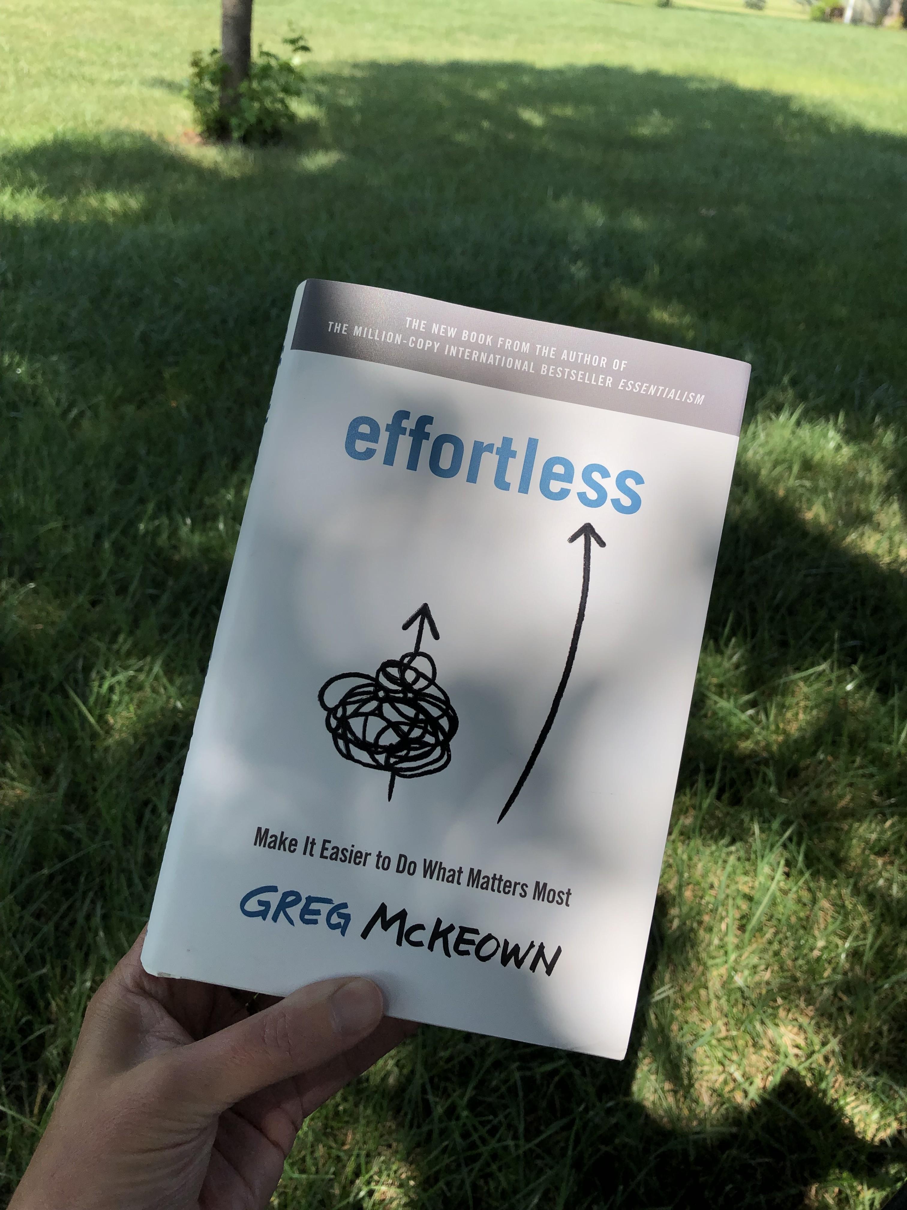 Effortless Book